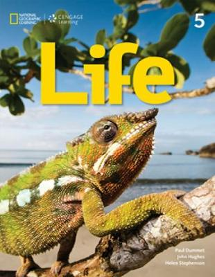 Life 5: Combo Split B with CD-ROM