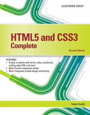 HTML5 and CSS3, Illustrated Introductory (Paperback)