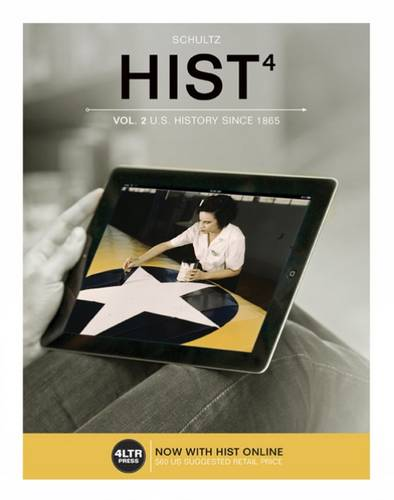 HIST4, Volume 2 (with Online, 1 term (6 months) Printed Access Card)