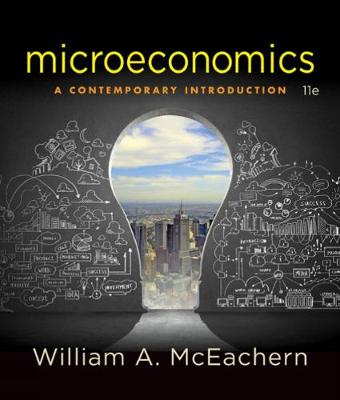 Microeconomics: A Contemporary Introduction (Paperback)