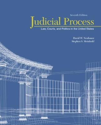 Judicial Process: Law, Courts, and Politics in the United States (Paperback)