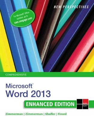 New Perspectives on Microsoft Word 2013, Comprehensive (Paperback)