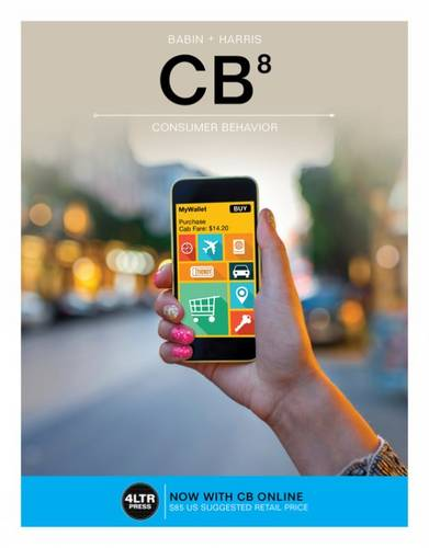 CB (with CB Online, 1 term (6 months) Printed Access Card)