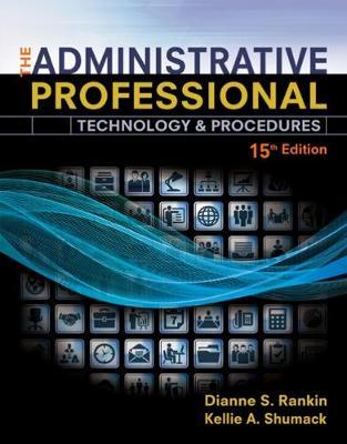 The Administrative Professional: Technology & Procedures, Spiral bound Version (Spiral bound)