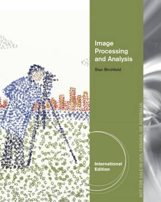 Image Processing and Analysis (Paperback)