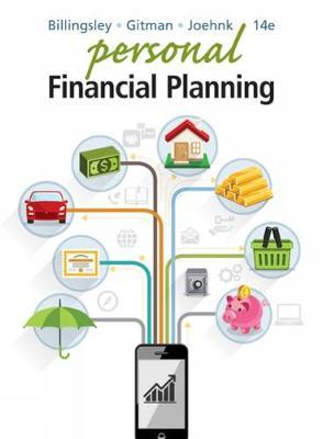 Personal Financial Planning (Hardback)