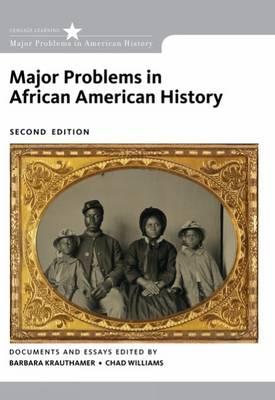 Major Problems in African American History, Loose-Leaf Version (Paperback)