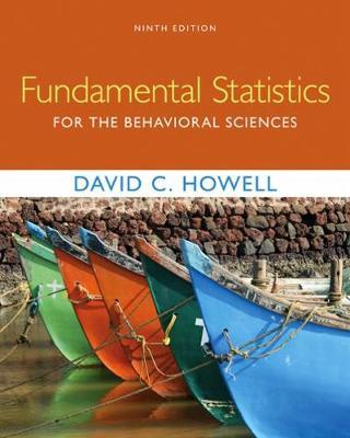 Fundamental Statistics for the Behavioral Sciences (Hardback)