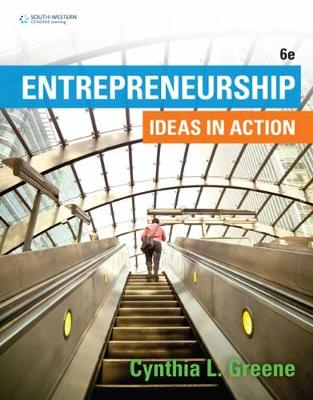 Entrepreneurship: Ideas in Action (Hardback)