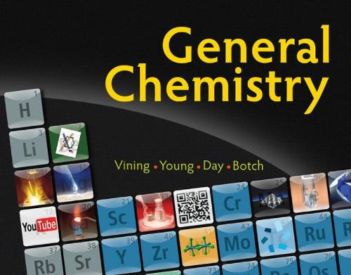General Chemistry (with MindTap Chemistry, 4 terms (24 months) Printed Access Card)