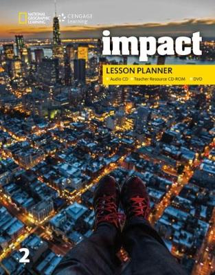 Impact 2: Lesson Planner with MP3 Audio CD, Teacher Resource CD-ROM, and DVD