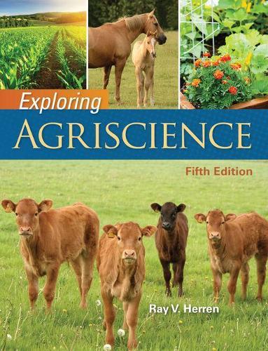 Lab Manual for Herren's Exploring Agriscience, 5th (Paperback)