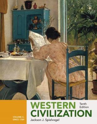 Western Civilization: Volume C: Since 1789 (Paperback)