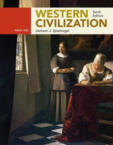 Western Civilization, Alternate Volume: Since 1300 (Paperback)