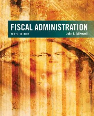 Fiscal Administration (Hardback)