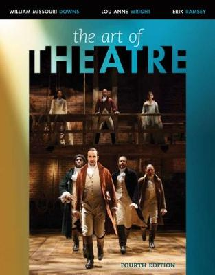 The Art of Theatre: Then and Now (Paperback)
