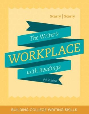 The Writer's Workplace with Readings: Building College Writing Skills (Spiral bound)