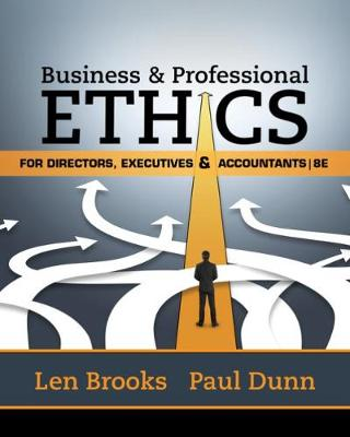 Business & Professional Ethics for Directors, Executives & Accountants (Paperback)