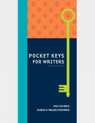 Pocket Keys for Writers, Spiral bound Version (Spiral bound)
