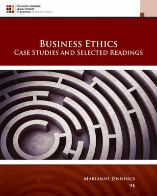 Business Ethics: Case Studies and Selected Readings (Hardback)