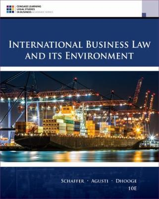 International Business Law and Its Environment (Hardback)