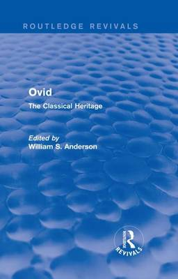 Ovid: The Classical Heritage (Paperback)