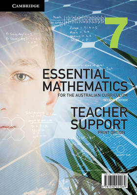 Essential Mathematics for the Australian Curriculum Year 7 2ed Teacher Support Print Option (Paperback)