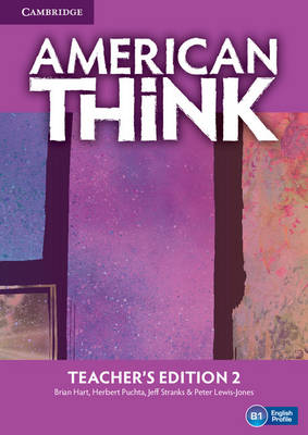 American Think Level 2 Teacher's Edition (Spiral bound)