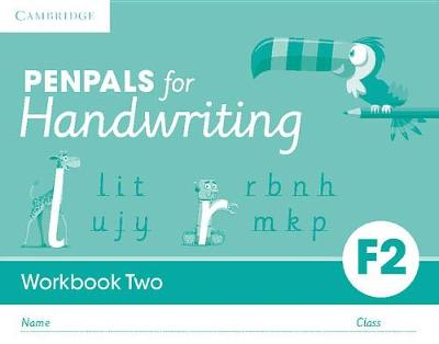 Penpals for Handwriting Foundation 2 Workbook Two (Pack of 10) - Penpals for Handwriting