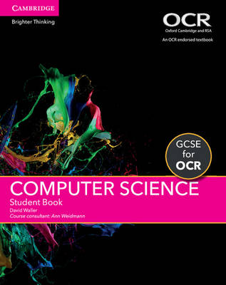 GCSE Computer Science for OCR: GCSE Computer Science for OCR Student Book (Paperback)