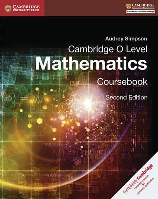 Cambridge O Level Mathematics Coursebook (Paperback)