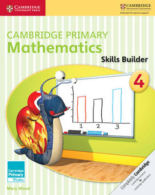 Cambridge Primary Mathematics Skills Builder 4 - Cambridge Primary Maths (Paperback)