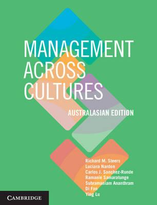 Management across Cultures Australasian edition (Paperback)