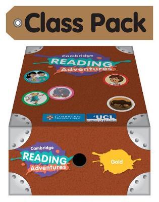 Cambridge Reading Adventures Gold Band Class Pack - Cambridge Reading Adventures