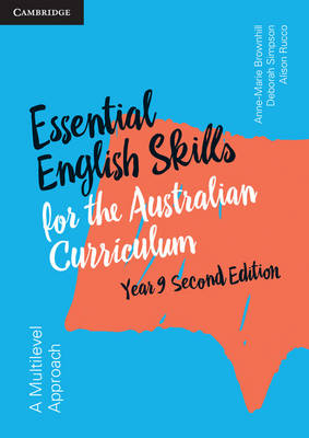 Essential English Skills for the Australian Curriculum Year 9 2nd Edition: A multi-level approach (Paperback)