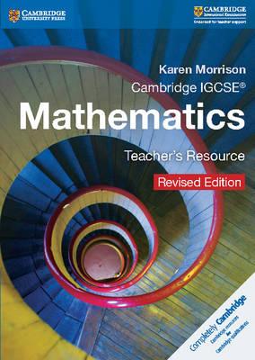 Cambridge IGCSE (R) Mathematics Teacher's Resource CD-ROM Revised Edition - Cambridge International IGCSE (CD-ROM)