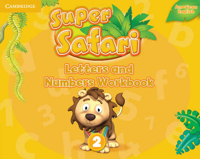 Super Safari American English Level 2 Letters and Numbers Workbook (Paperback)