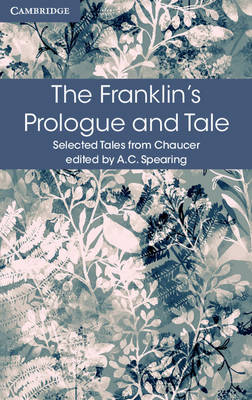 "monster in the franklins tale by geoffrey chaucer The franklin's tale: the franklin's tale, one of the 24 stories in the canterbury tales by geoffrey chaucer the tale told by the franklin centres upon the narrative motif of the ""rash promise""."