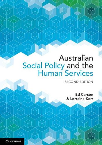 Australian Social Policy and the Human Services (Paperback)