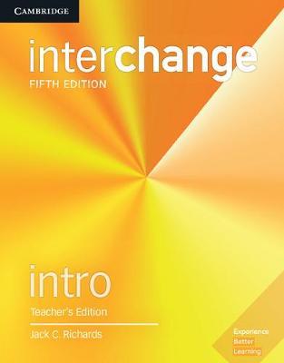 Interchange Intro Teacher's Edition with Complete Assessment Program - Interchange