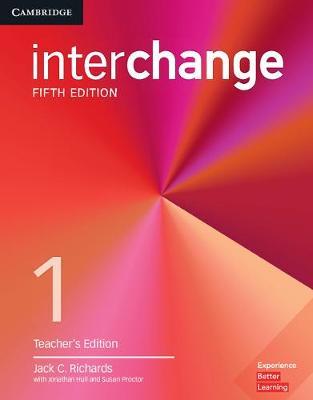 Interchange Level 1 Teacher's Edition with Complete Assessment Program - Interchange