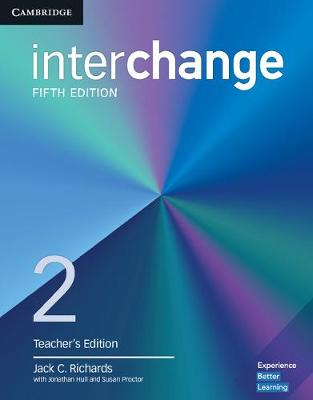 Interchange Level 2 Teacher's Edition with Complete Assessment Program - Interchange
