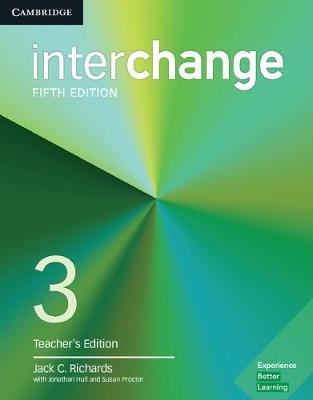 Interchange: Interchange Level 3 Teacher's Edition with Complete Assessment Program