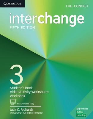 Interchange Level 3 Full Contact with Online Self-Study - Interchange