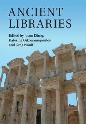 Ancient Libraries (Paperback)