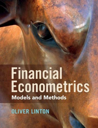 Financial Econometrics: Models and Methods (Paperback)