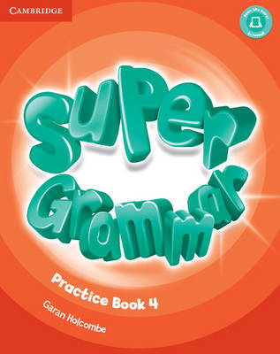 Super Minds Level 4 Super Grammar Book (Paperback)