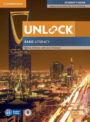 Unlock: Unlock Basic Literacy Student's Book with Downloadable Audio
