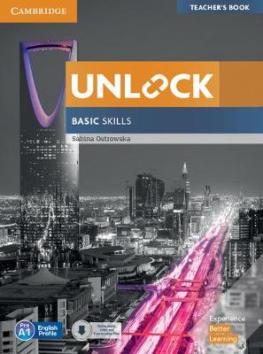 Unlock Basic Skills Teacher's Book with Downloadable Audio and Video and Presentation Plus - Unlock