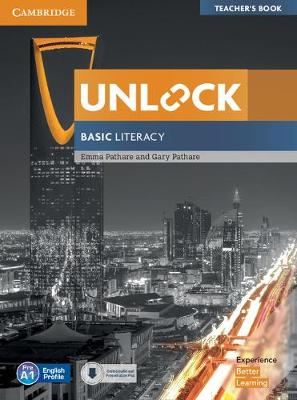 Unlock: Unlock Basic Literacy Teacher's Book with Downloadable Audio and Literacy Presentation Plus